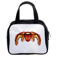 Alien Spider Classic Handbag (two Sides)