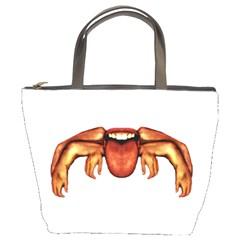 Alien Spider Bucket Handbag