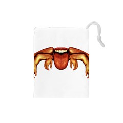 Alien Spider Drawstring Pouch (Small)