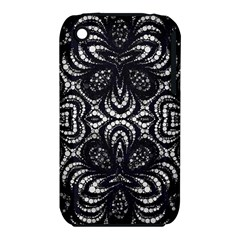 Twisted Zebra  Apple iPhone 3G/3GS Hardshell Case (PC+Silicone)