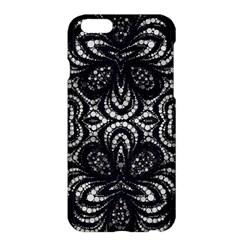 Twisted Zebra  Apple Iphone 6 Plus Hardshell Case
