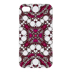 Pink Pearl Apple Iphone 4/4s Hardshell Case