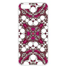 Pink Pearl Apple Iphone 5 Seamless Case (white)