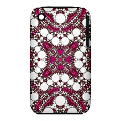 Pink Pearl Apple iPhone 3G/3GS Hardshell Case (PC+Silicone)