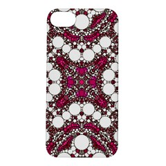 Pink Pearl Apple Iphone 5s Hardshell Case
