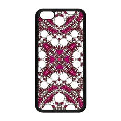 Pink Pearl Apple iPhone 5C Seamless Case (Black)