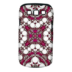 Pink Pearl Samsung Galaxy S III Classic Hardshell Case (PC+Silicone)