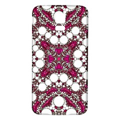 Pink Pearl Samsung Galaxy S5 Back Case (White)