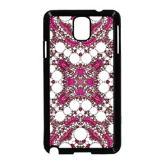 Pink Pearl Samsung Galaxy Note 3 Neo Hardshell Case (black)