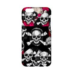 Metal Bling Skulls  Apple iPhone 6 Hardshell Case