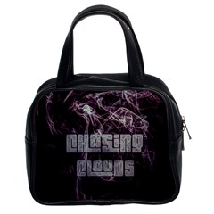 Chasing Clouds Classic Handbag (two Sides)