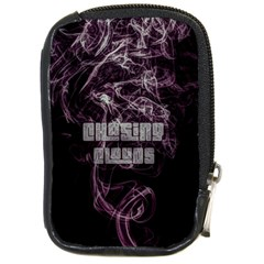 Chasing Clouds Compact Camera Leather Case