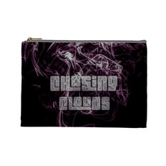 Chasing Clouds Cosmetic Bag (large)