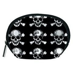 Skull Bling Accessory Pouch (medium)