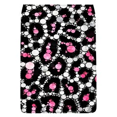Pink Cheetah Bling Removable Flap Cover (small)