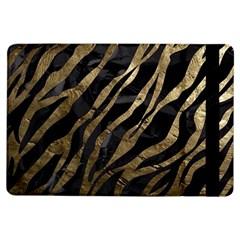 Gold Zebra  Apple iPad Air Flip Case