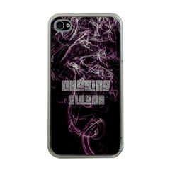 Chasing Clouds Apple Iphone 4 Case (clear)