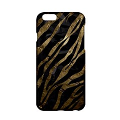 Gold Zebra  Apple iPhone 6 Hardshell Case