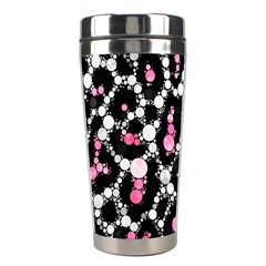 Pink Cheetah Bling Stainless Steel Travel Tumbler