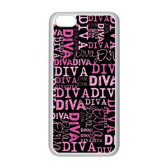 Diva  Apple iPhone 5C Seamless Case (White)