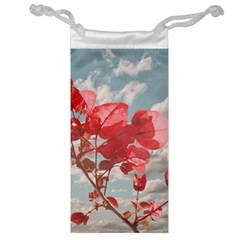 Flowers In The Sky Jewelry Bag