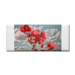 Flowers In The Sky Hand Towel