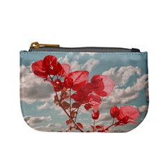 Flowers In The Sky Coin Change Purse