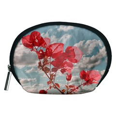 Flowers In The Sky Accessory Pouch (Medium)