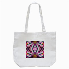 Fashion Girl Tote Bag (White)