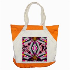 Fashion Girl Accent Tote Bag