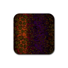 Classy Cheetah Drink Coasters 4 Pack (square)