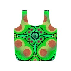 Neon Green  Reusable Bag (S)