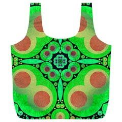 Neon Green  Reusable Bag (XL)