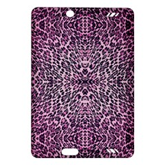 Pink Leopard  Kindle Fire Hd (2013) Hardshell Case