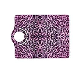 Pink Leopard  Kindle Fire Hd (2013) Flip 360 Case