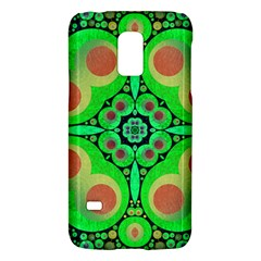 Neon Green  Samsung Galaxy S5 Mini Hardshell Case