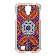 Crazy Fashion Freak Samsung Galaxy S4 I9500/ I9505 Case (white)