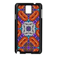 Crazy Fashion Freak Samsung Galaxy Note 3 N9005 Case (Black)
