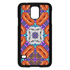 Crazy Fashion Freak Samsung Galaxy S5 Case (Black)