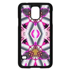 Fashion Girl Samsung Galaxy S5 Case (black)