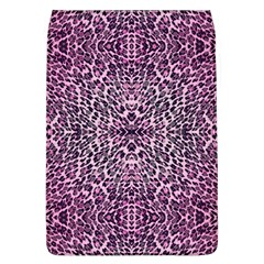 Pink Leopard  Removable Flap Cover (Large)