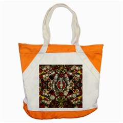Crazy Abstract  Accent Tote Bag