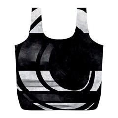 Black Hole  Reusable Bag (l)