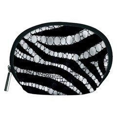 Spoiled Zebra  Accessory Pouch (Medium)
