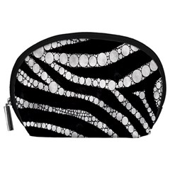 Spoiled Zebra  Accessory Pouch (large)