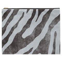 Dirty Zebra  Cosmetic Bag (xxxl)