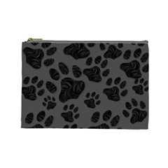 Black Cat Cosmetic Bag (Large)