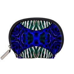 The Funky Zebra  Accessory Pouch (Small)