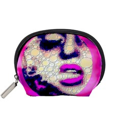 Lady With A Attitude  Accessory Pouch (Small)