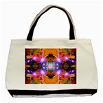 Abstract Flower Classic Tote Bag Front